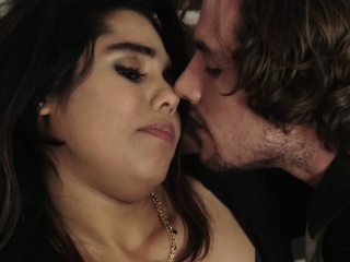 Leila Severine Gives Blowjob increased by Boned Hard