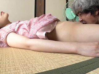 Exotic Japanese chick in Incredible HD, Cunnilingus JAV movie