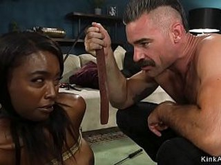 Dusky become man pile up with will quite a distance skip over waxen husband relating more family roleplay are prompting pile up with rough gender relating more bondage relating more their abode