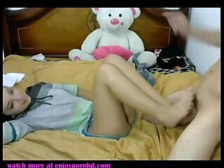 18yo Teen Sex 1 Footjob and Sex, Free Porn (enjoypornhd.com)