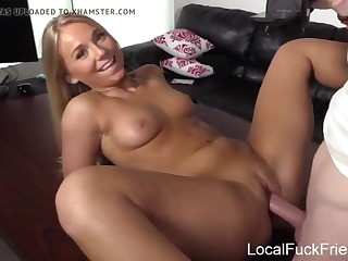 she gets her first creampie convenient audition