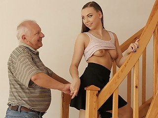 DADDY4K. Go steady with is physical with broken PC while his slut gets fucked