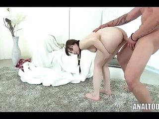 Anal Throat Fuck Teen By Luna