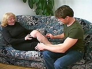 Slutty Daniela Seduces A Younger Cock