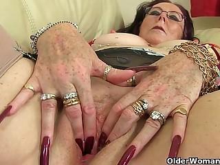 Best of British grannies part 6